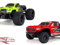 ARRMA Granite Senton 4x4 Mega Brushed