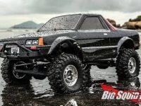 Carisma 1986 Subaru Brat RTR