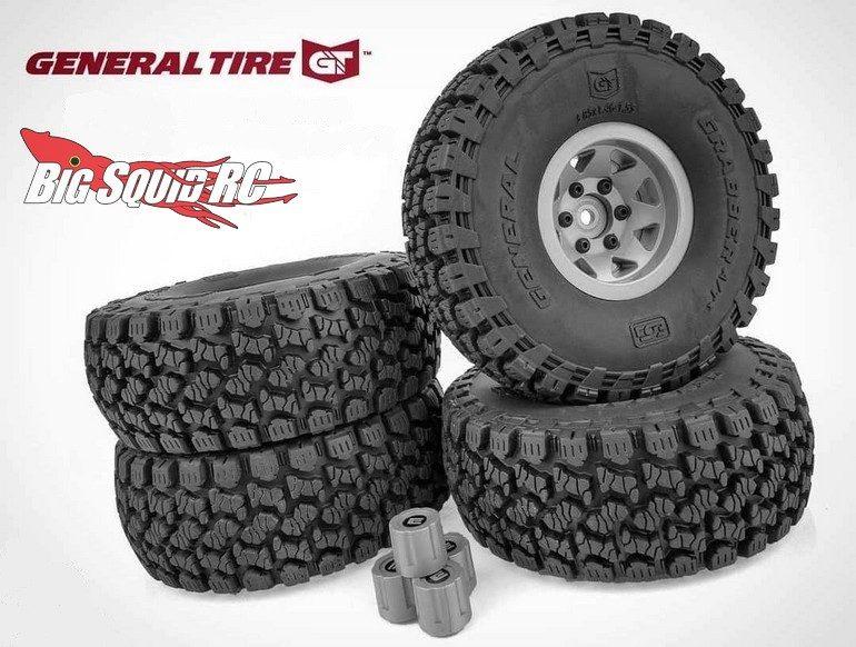 "Element RC General Grabber X3 1.9"" Tires"