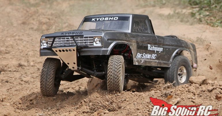 Kyosho Outlaw Rampage Pro Kit Review Big Squid Rc Rc Car And Truck News Reviews Videos And More