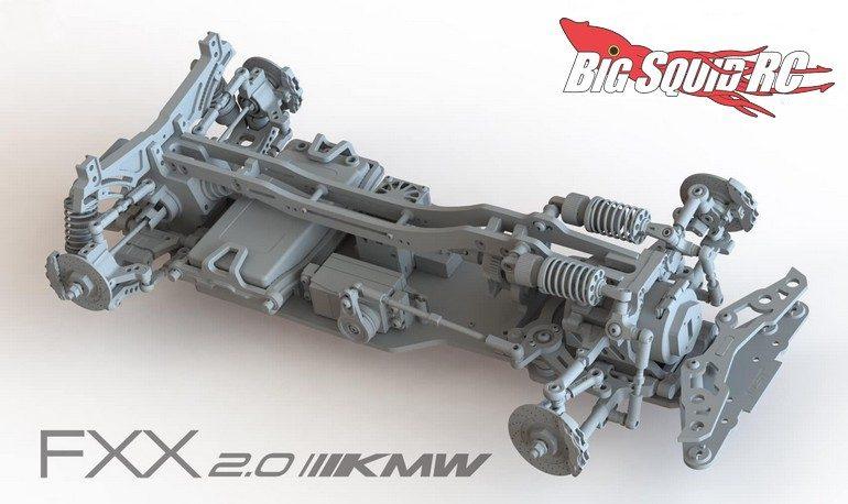MST FXX KMW 2.0 Drift Car