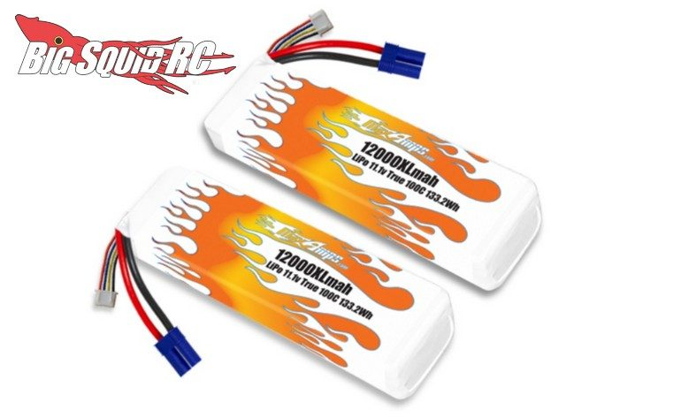 MaxAmps LiPo Batteries ARRMA Infraction Limitless