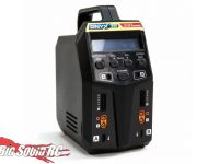 Onyx 350 AC DC 2 x 100 Battery Charger RC
