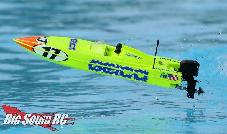 Pro Boat Power Boat Racer Deep V
