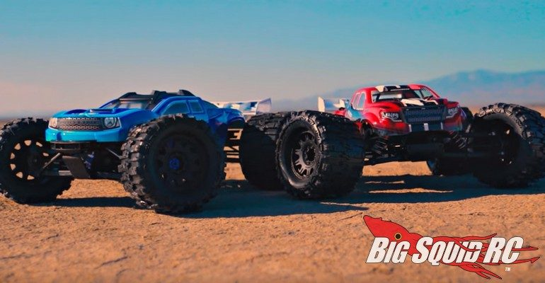 Pro-Line Trencher HP Belted 3.8 Video
