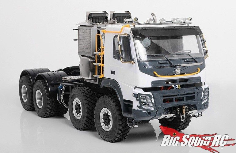 RC4WD 8X8 Tonnage Heavy Haul Truck FMX