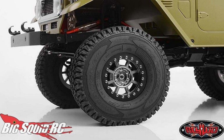 RC4WD Level 8 Bully Pro 6 1.9 Wheels