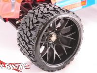 Sweep Racing WHD Wide Heavy-Duty Wheels 8th Monster Truck