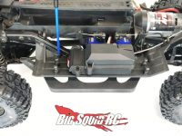 T-Bone Racing Side Rail Rock Sliders Traxxas TRX-4