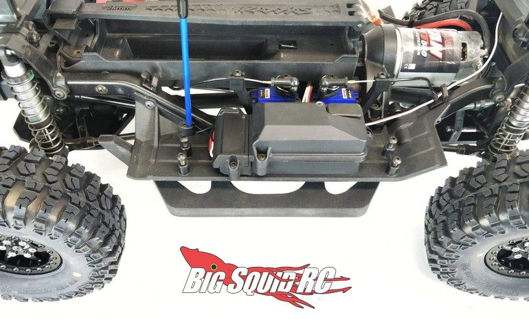 T-Bone Racing Side Rail Rock Sliders Traxxas TRX-4