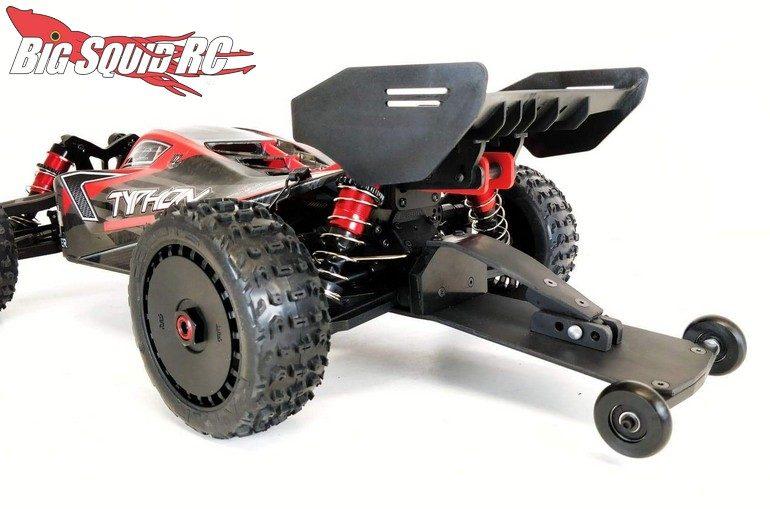 T-Bone Racing Speed Run Wheelie Bar 6S Arrma Kraton Typhon Talion