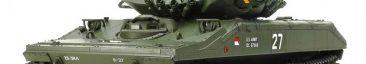Tamiya US M551 Sheridan Tank Full Option