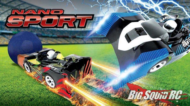 Team Associated NanoSport RC Car Set