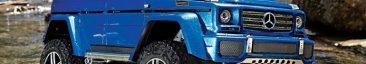 Traxxas TRX-4 Mercedes-Benz G 500 4x4² Scale Crawler
