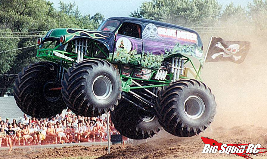 Monster Truck Madness Recreating Grave Digger 7 Big Squid Rc Rc Car And Truck News Reviews Videos And More