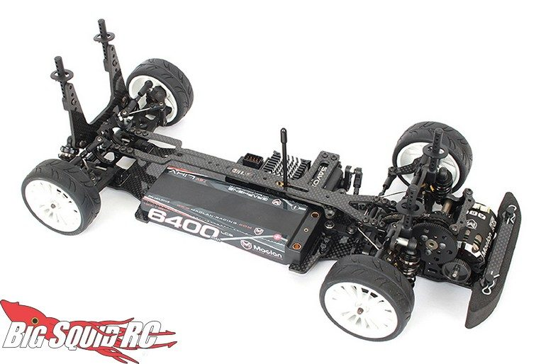 ARC R11F FWD RC Car Kit