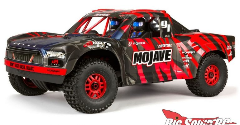 ARRMA 7th Mojave 6S BLX 4WD Desert Racer