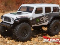 Axial Racing SCX24 2019 Jeep Wrangler JLU CRC RTR