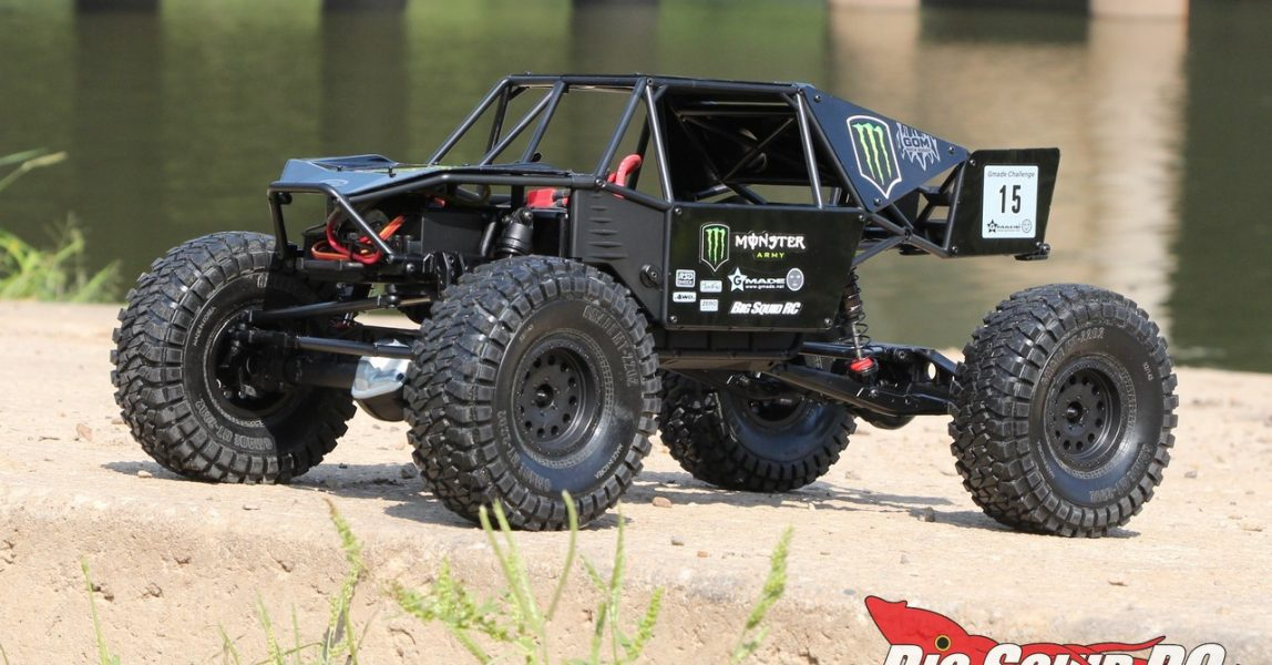 Gmade GOM Rockbuggy RTR Review