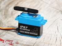Hitec D956WP Waterproof Servo Review