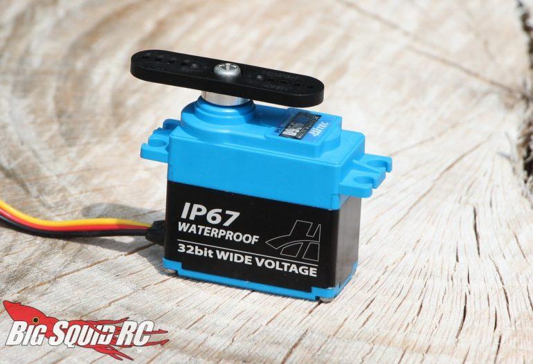 Hitec D956WP Waterproof Servo Review