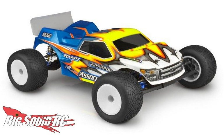 JConcepts Finnisher T6.1 YZ2-T Clear Body