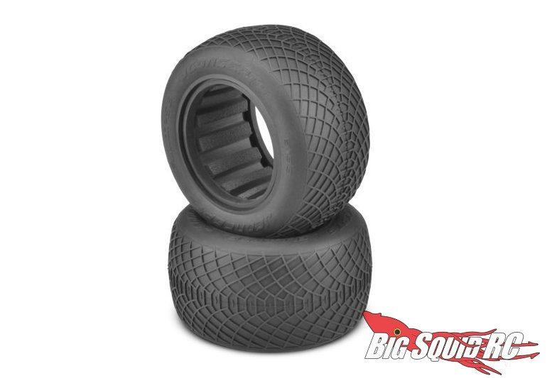 JConcepts RC Stadium Truck Ellipse 2.2 Tires