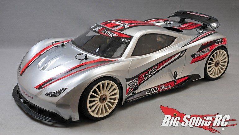 MCD Racing RC XS5 Max 5th Scale Kit