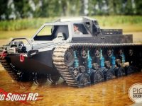 Pig Studio RC RipSaw Tank