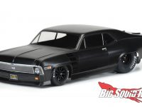 Pro-Line 1969 Chevrolet Nova Clear Body