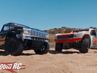 Pro-Line Hyrax Short Course Truck Tire Video