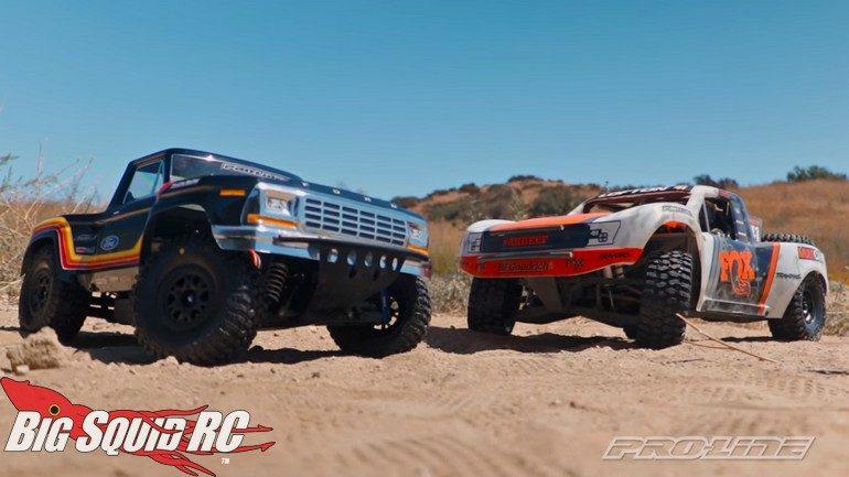 Pro-Line Hyrax Short Course Truck Tire Video