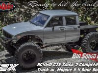 RC4WD C2X Class 3 Competition Scale Crawler RTR