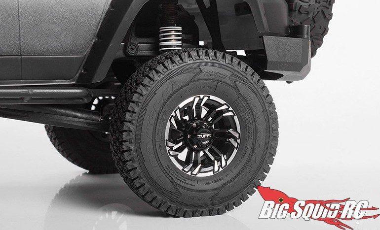 RC4WD TUFF T21 1.9 Beadlock Wheels