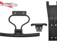 RPM RC Front Bumper Skid Plate Losi Rock Rey