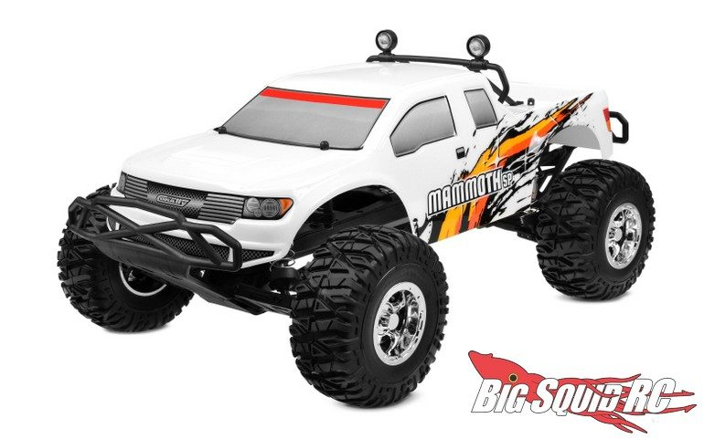 Team Corally Mammoth SP 2WD Monster Truck RTR