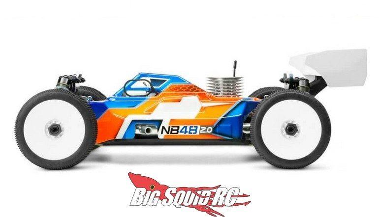 Tekno RC NB48 2.0 Nitro Buggy Kit