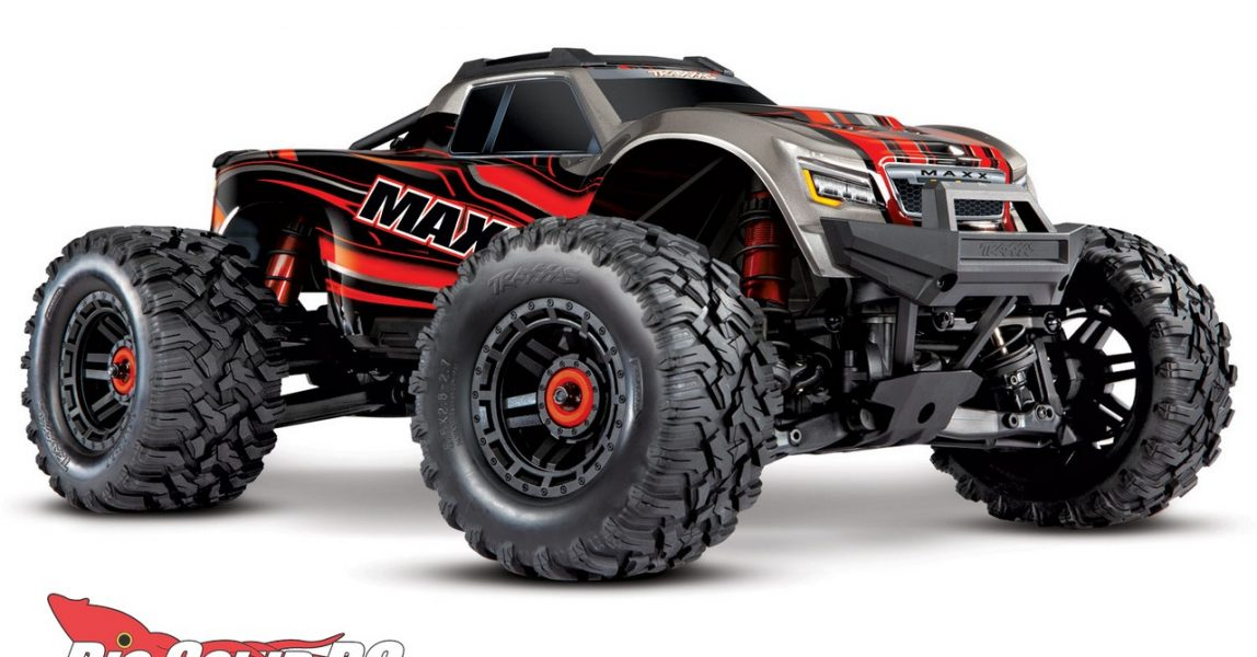 Traxxas Maxx 10th Scale Monster Truck