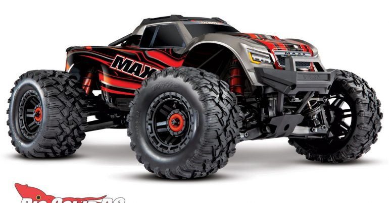 Traxxas Maxx 10th Scale Monster Truck
