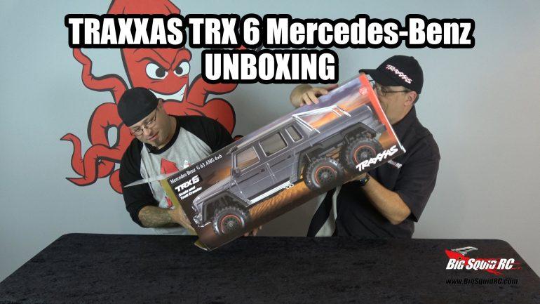 traxxas 6x6 trx-6