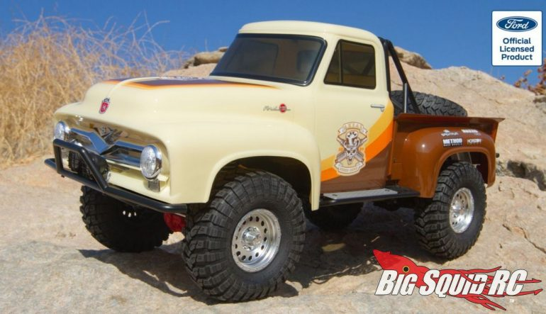 Axial 1955 Ford F-100 RTR