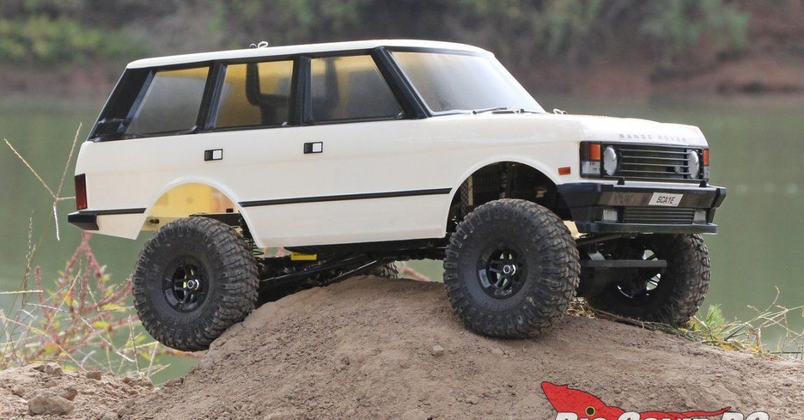 Carisma 1981 Range Rover SCA-1E RTR Review
