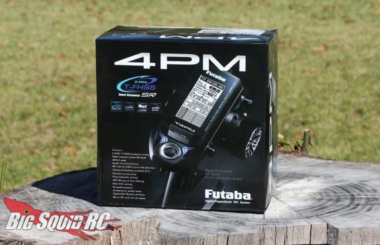 Futaba 4PM Radio Transmitter Review RC