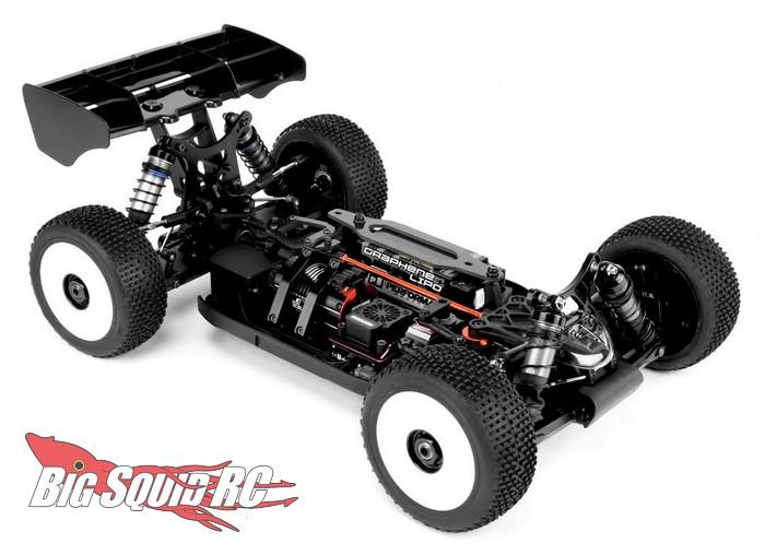 HB Racing E819 Buggy Kit