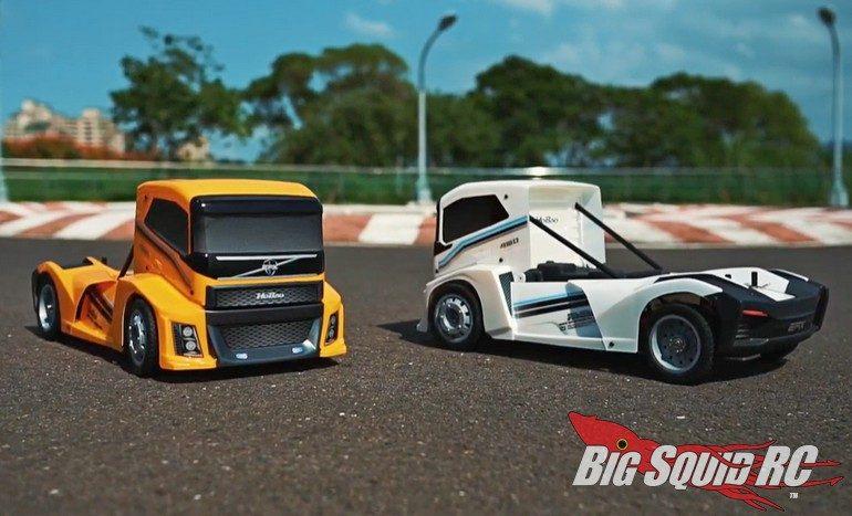 HoBao RC Hyper EPX Semi Truck