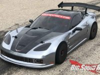 Killerbody RC 7th Scale Corvette GT2 Body