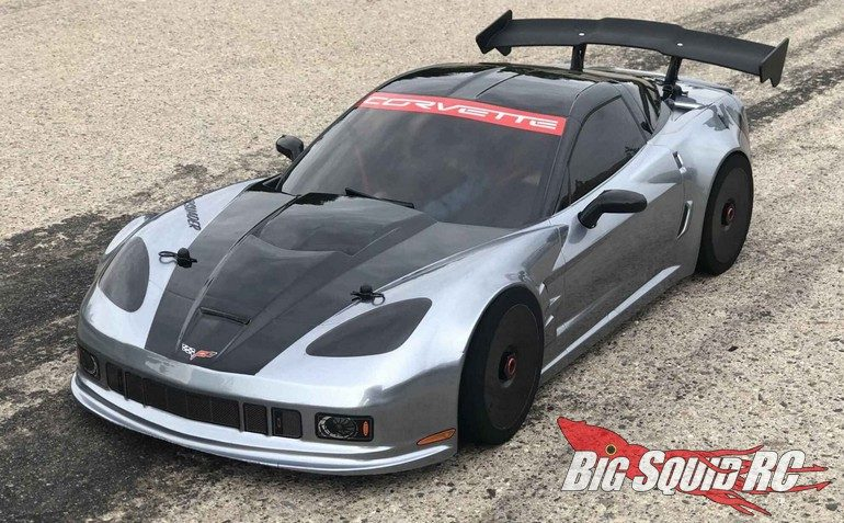 Killerbody RC 7th Scale Corvette GT2 Body
