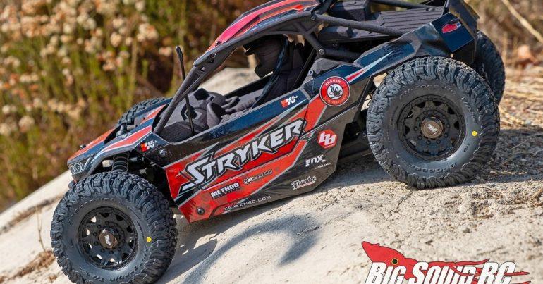 Kraken RC Stryker UTV