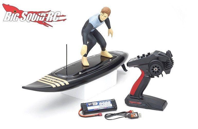 Kyosho RC Surfer 4