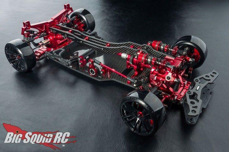 MST RC FXX 2 KMW Drift Kit